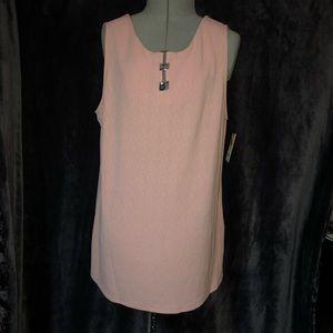 Women's size Medium dress tank pink